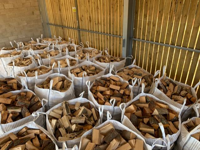 New Kiln Dried Logs